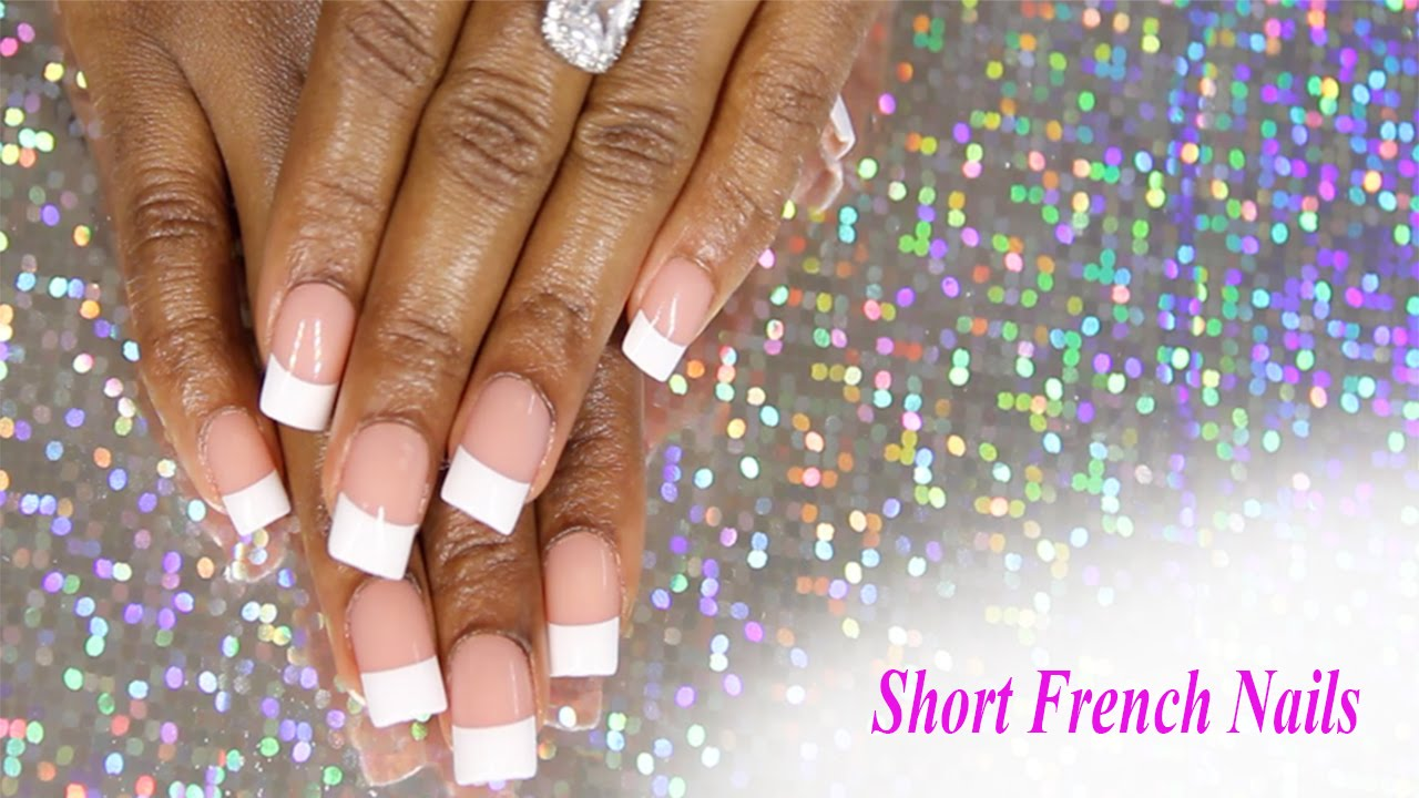 how acrylic nails are applied photo - 1