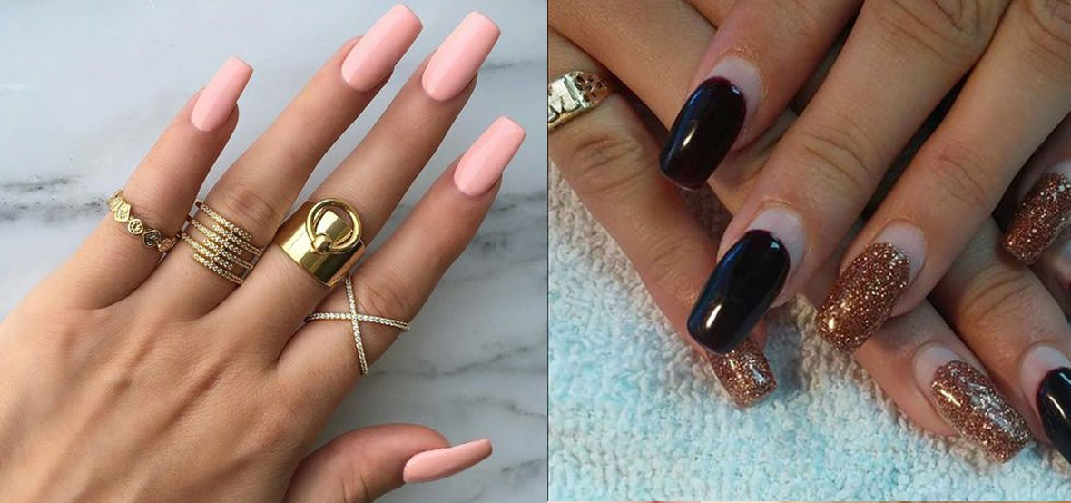 How acrylic nails are done at a salon - New Expression Nails
