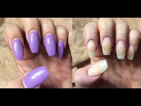 how acrylic nails are filled photo - 1