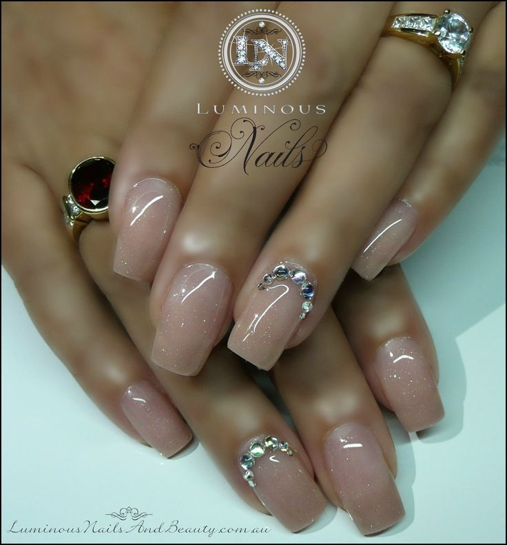how do gel nails weight photo - 2