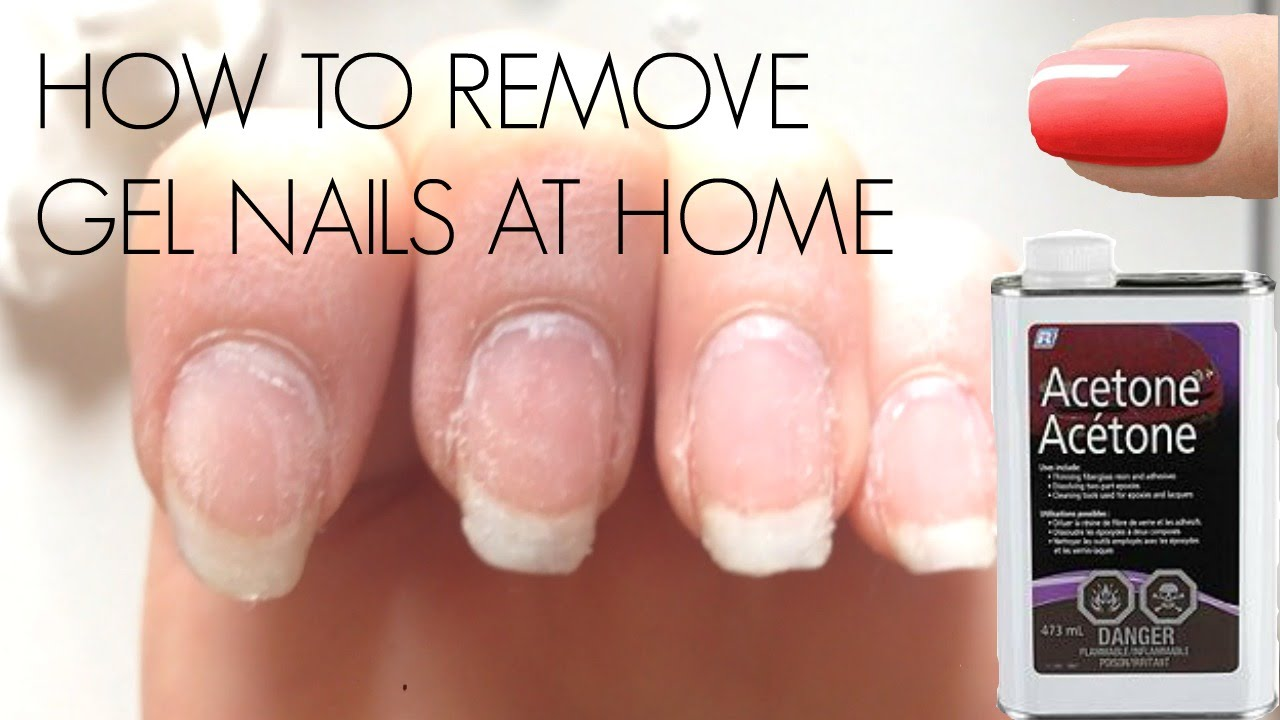 how do i remove gel polish from my nails photo - 2