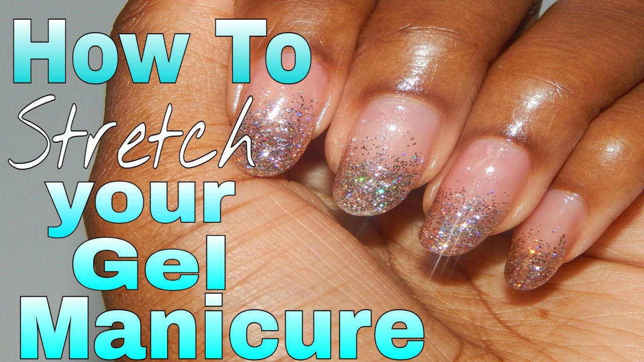 how do you make gel nails last longer photo - 1