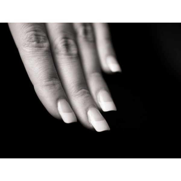 how long can you leave on acrylic nails without damaging your real nails photo - 1