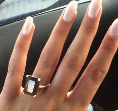 how long do acrylic nails take photo - 1