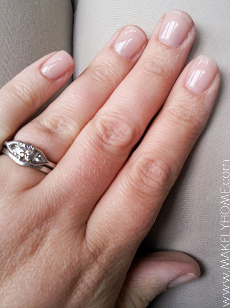how long does it take to do gel nails manicure photo - 2