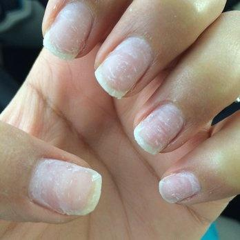 How long does it take to get acrylic nails off - Expression Nails