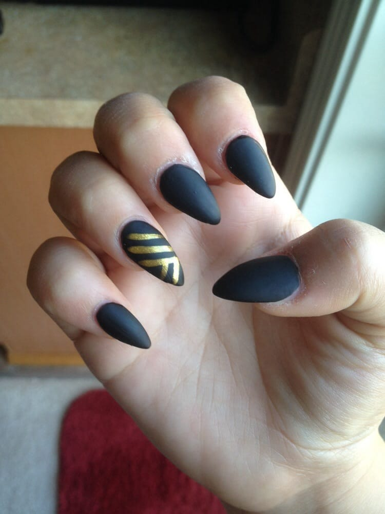 How much are acrylic nails at a salon - Expression Nails