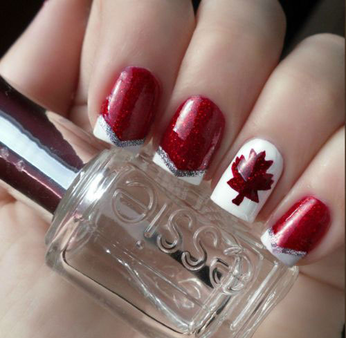 how much are acrylic nails in canada photo - 1
