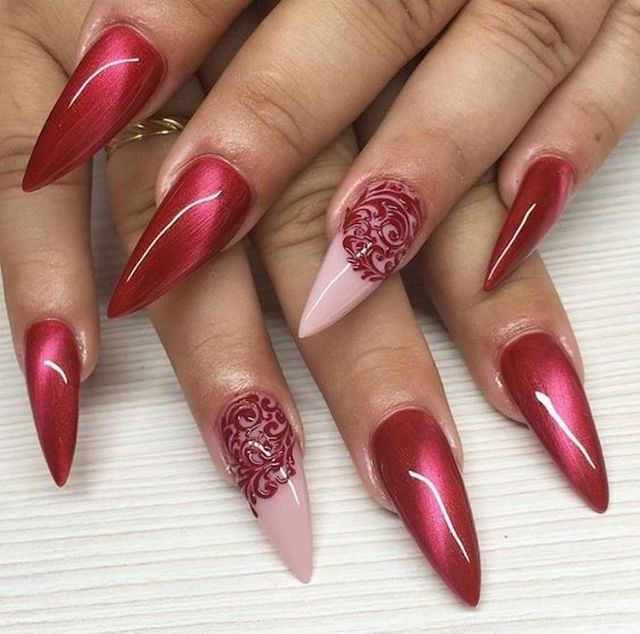 how much is it for acrylic nails photo - 2