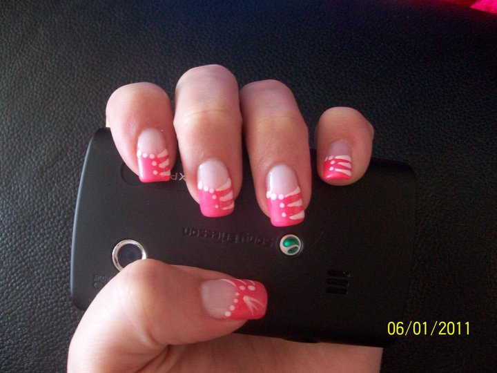 how old do u have to be to get acrylic nails photo - 1
