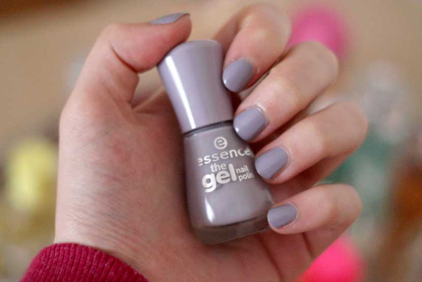 how to apply gel polish over natural nails photo - 1