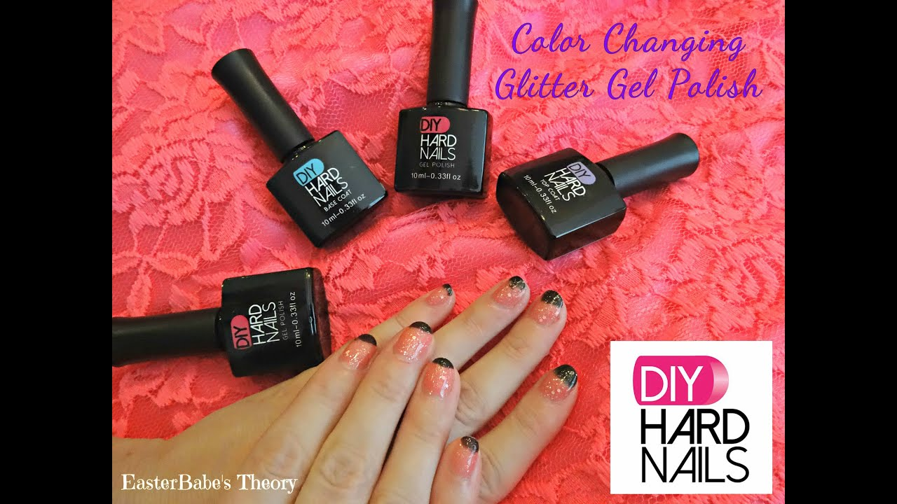 How to apply glitter to gel nails expression nails how to apply glitter to gel nails photo 1 solutioingenieria Choice Image