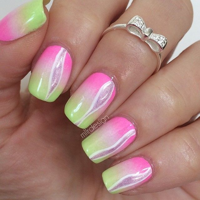 how to clean acrylic nails photo - 1