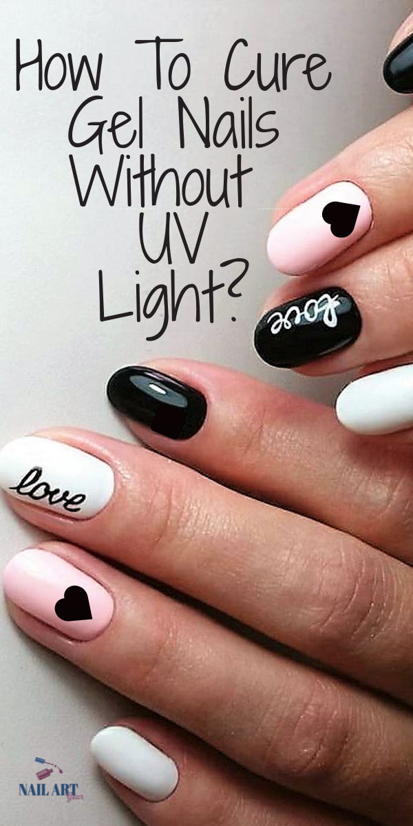 how to cure gel nails without uv light photo - 2