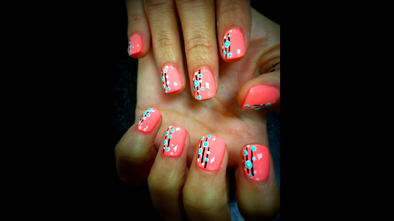 how to do acrylic nails without tips photo - 1