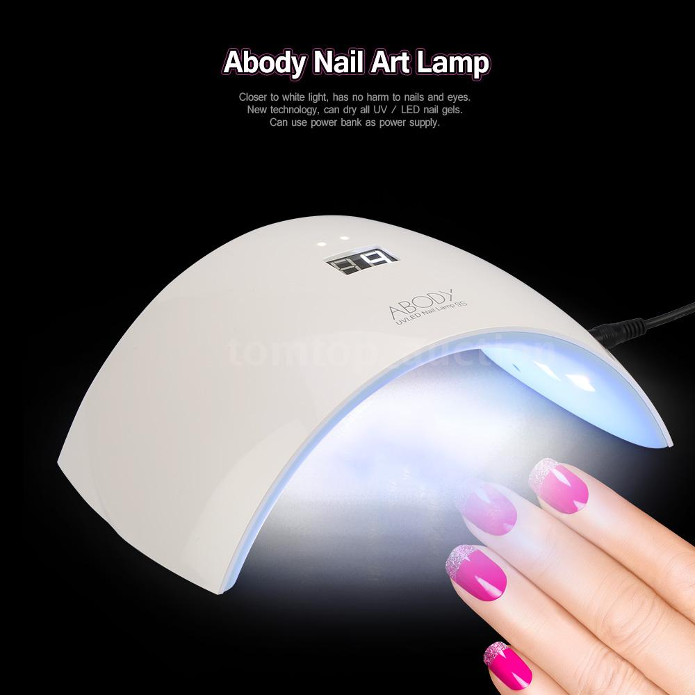 how to do gel nails with led light photo - 2