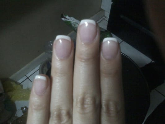 how to do liquid gel nails photo - 1