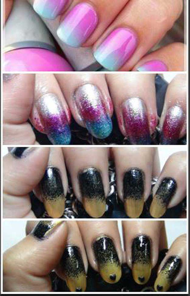 how to do ombre french acrylic nails photo - 1