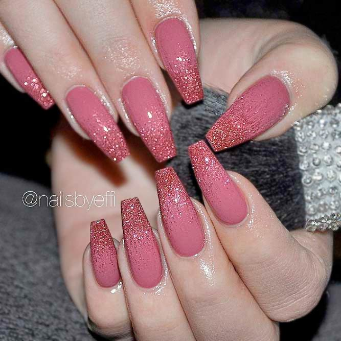 how to do ombre gel nails photo - 2