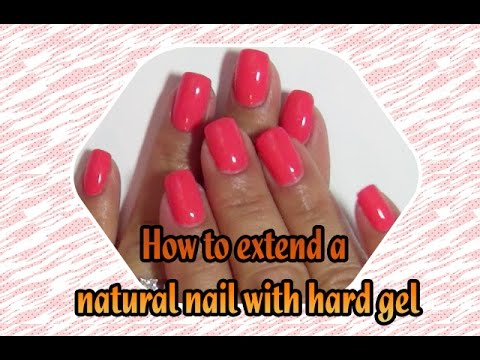 how to extend gel nails photo - 1
