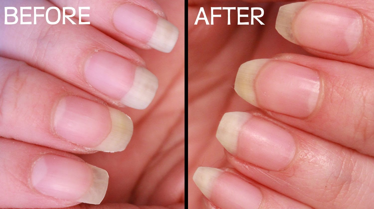 How to file coffin nails - Expression Nails