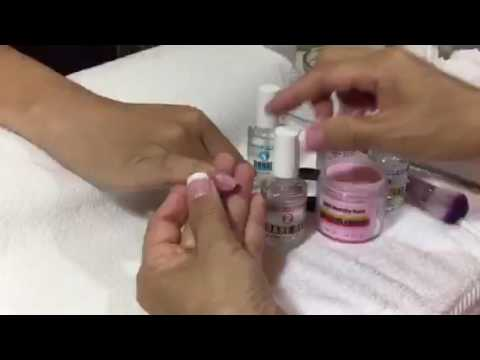 how to fix gel dip nails at home photo - 2