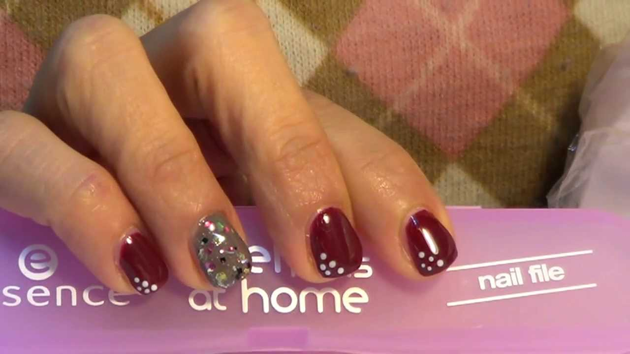 how to fix gel nails that have lifted at home photo - 2