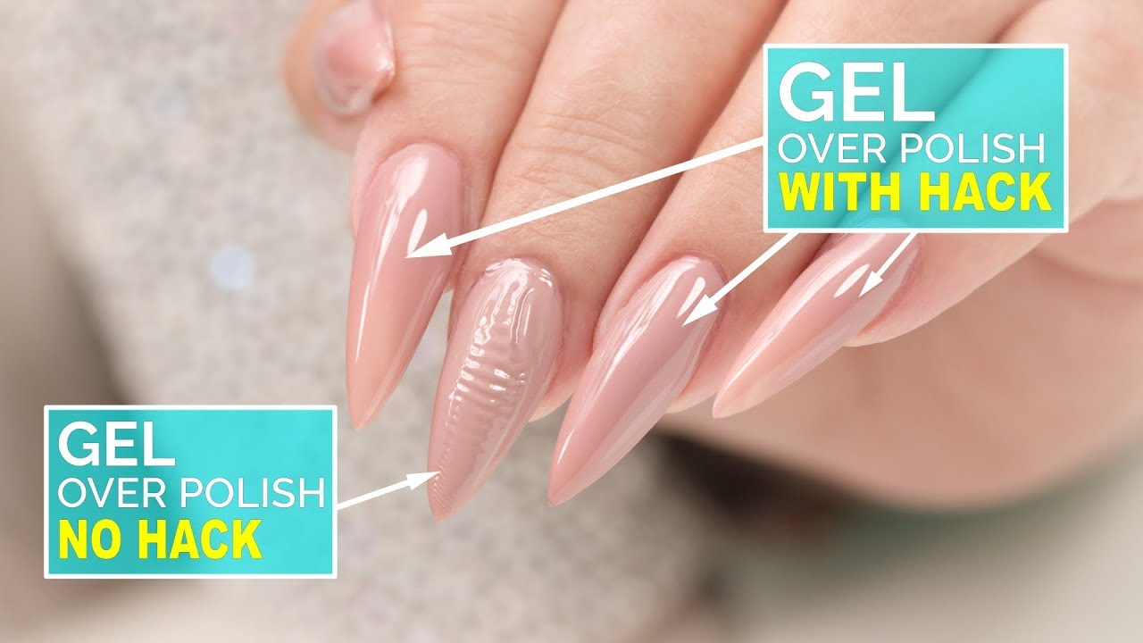 how to fix wrinkled gel nails photo - 1