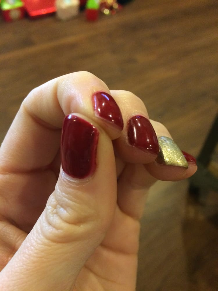 how to fix wrinkled gel nails photo - 2