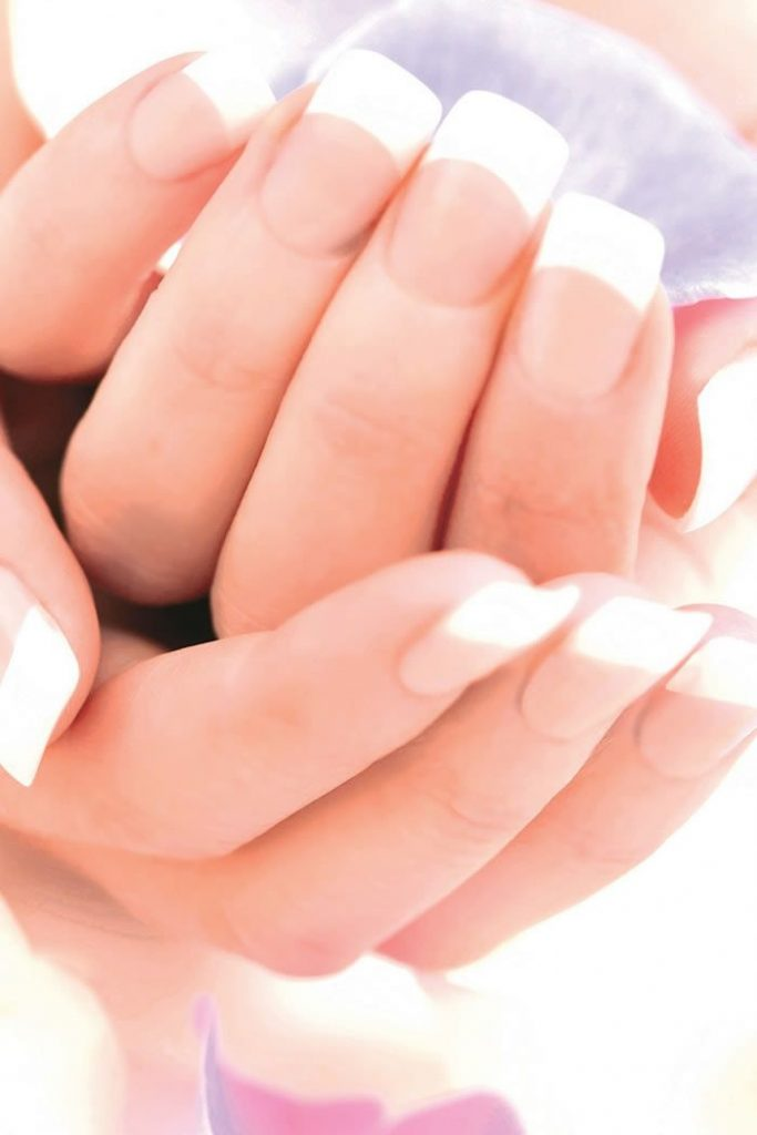 how to get acrylic nails photo - 2