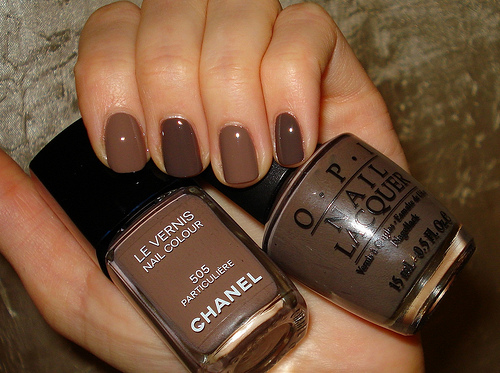 how to get acrylic nails off with gel polish photo - 1