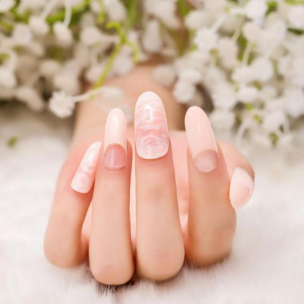 how to get acrylic nails off without acetone photo - 2