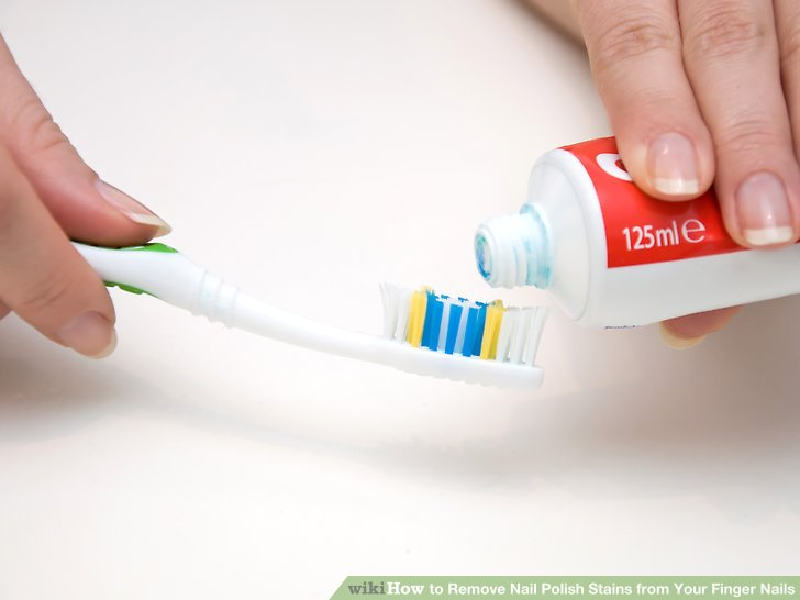 how to get curry stain off gel nails photo - 2