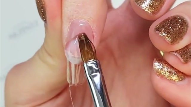 how to get gel nails to not lift photo - 2