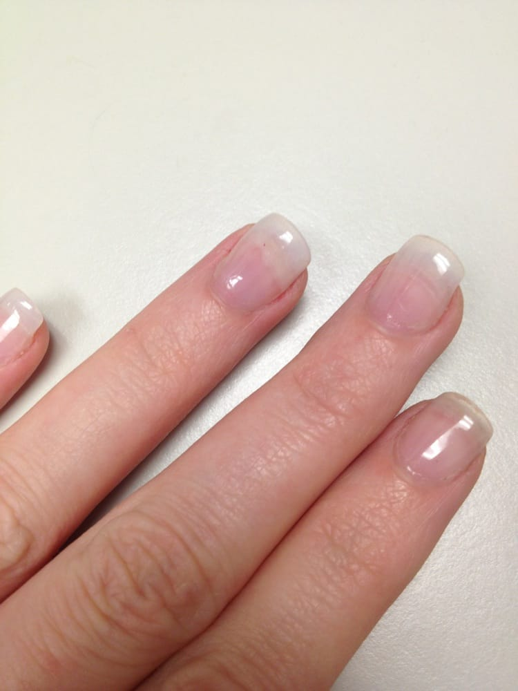 how to get natural looking gel nails at salon photo - 1