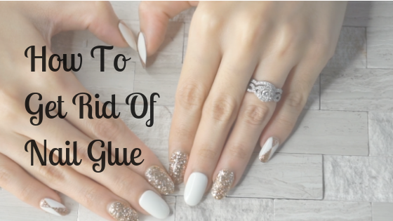 how to get rid of sticky gel nails photo - 1