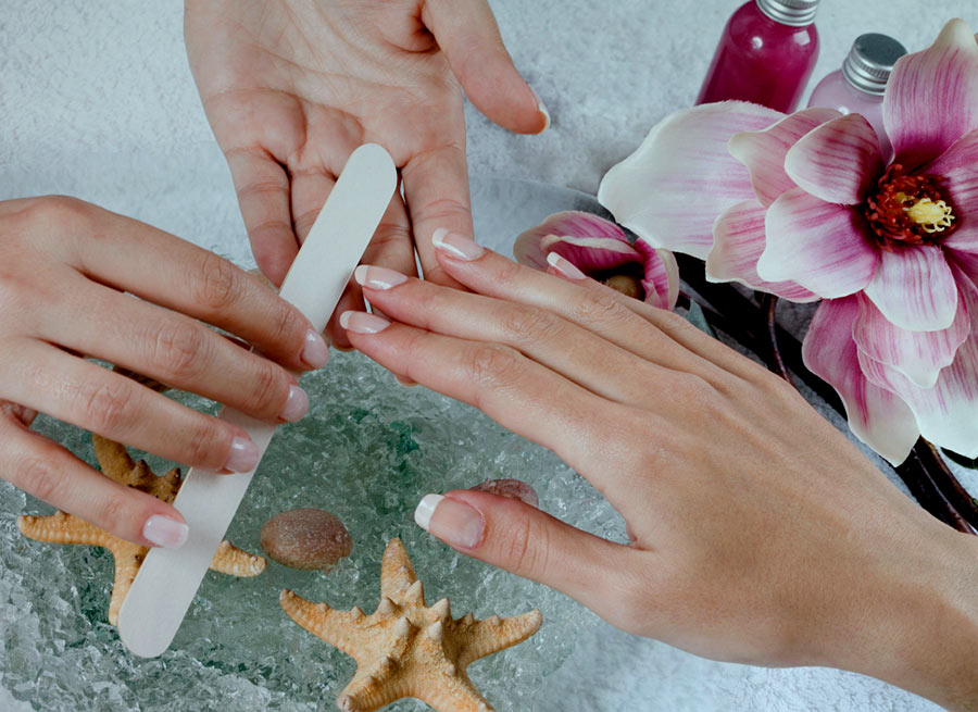 how to heal nails after gel nails photo - 2