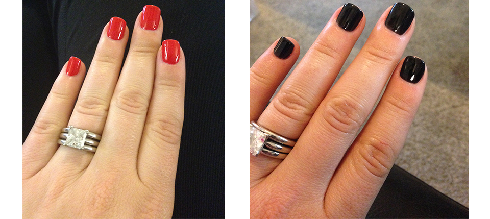 how to keep nails from breaking after gel nails photo - 2