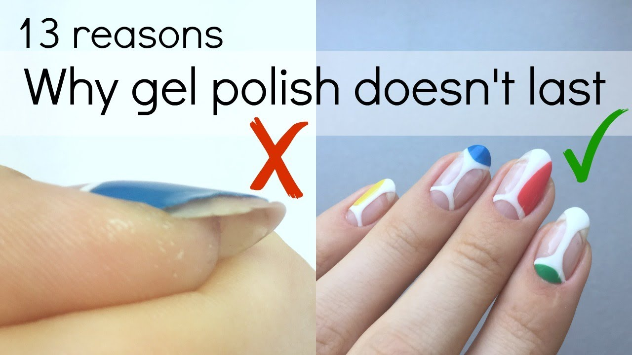 how to keep your gel nails from peeling photo - 2