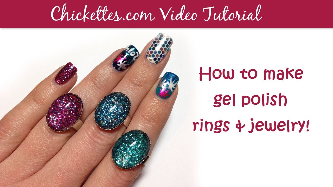 how to make a gel nails photo - 2
