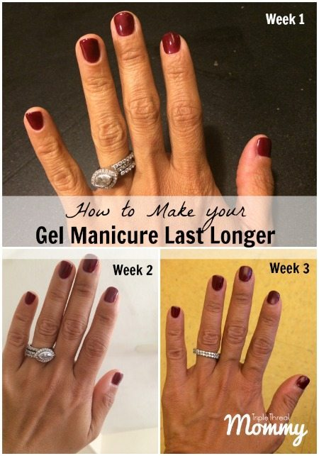 How to make gel nails last longer - New Expression Nails