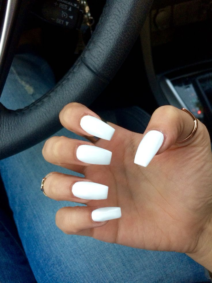 how to make your acrylic nails painting glossy photo - 1