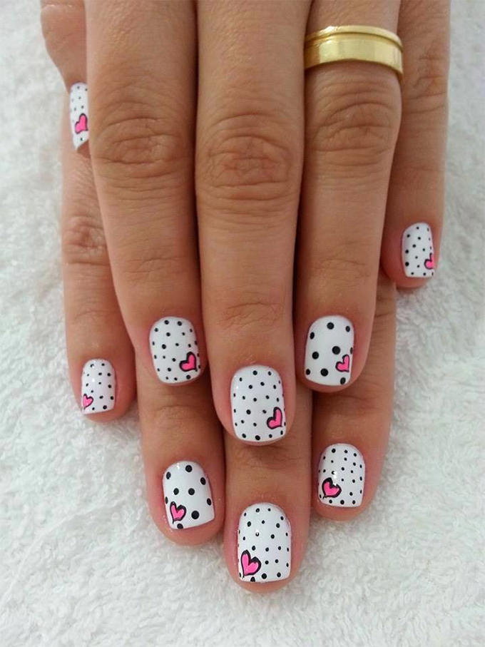 how to make your acrylic nails painting glossy photo - 2