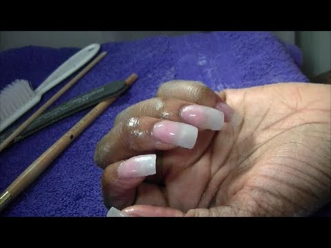 How to make your own acrylic nails - Expression Nails