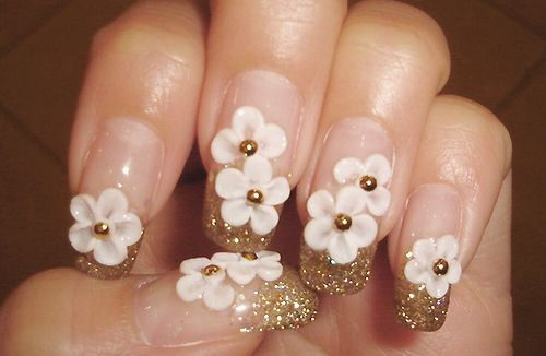 how to properly put on acrylic nails photo - 2
