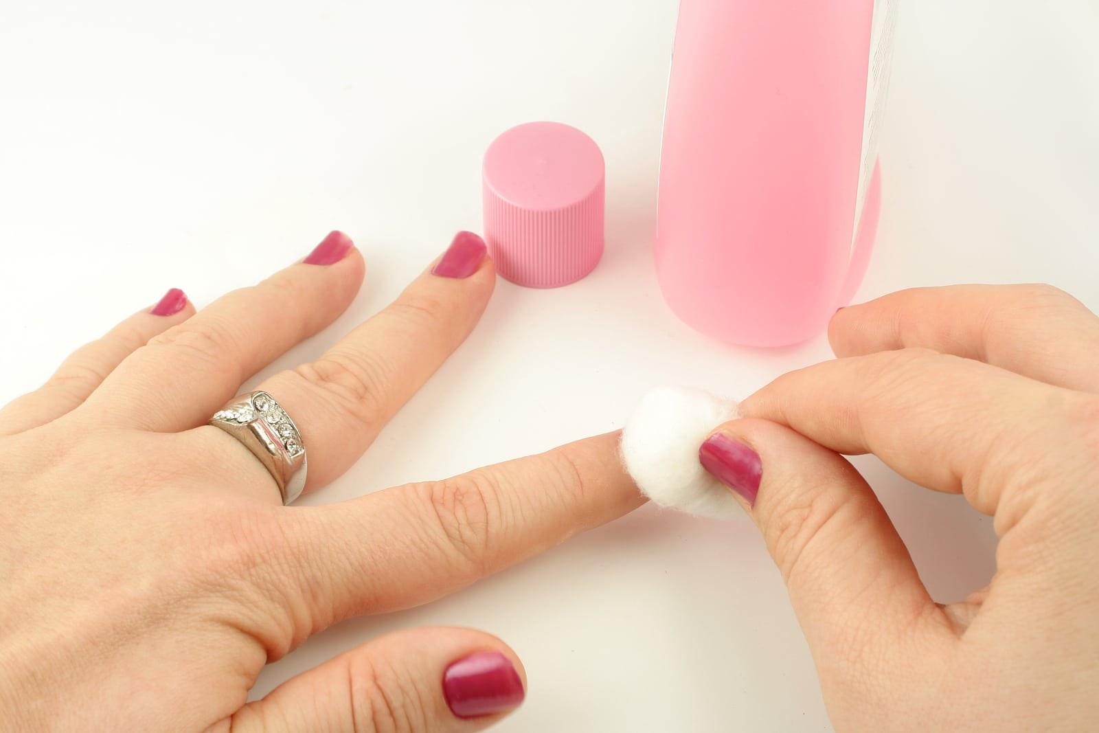 how to remove acrylic nails easy photo - 1