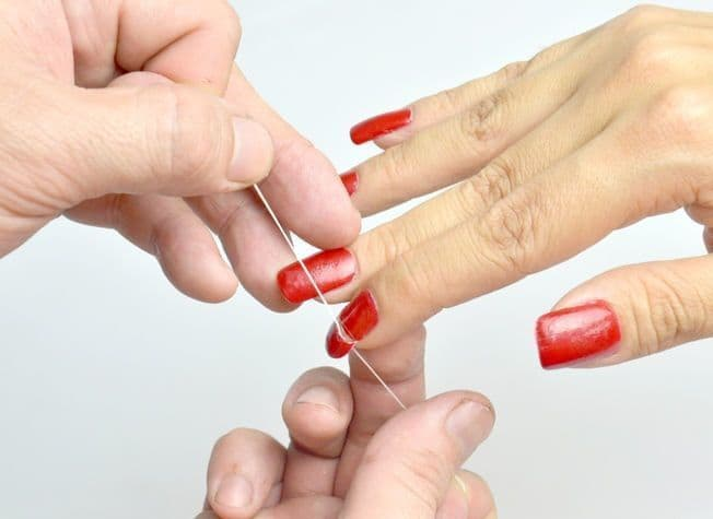 how to remove fake acrylic nails yourself photo - 1