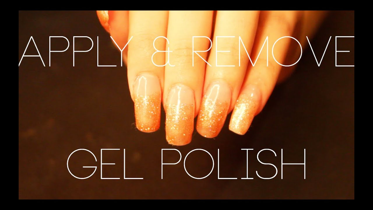 how to remove gel polish from fake nails photo - 1