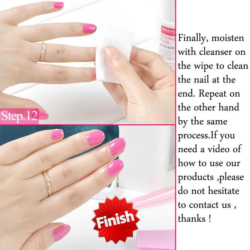 Famous Clear Nail Gel Overlay Image - Nail Paint Design Ideas ...