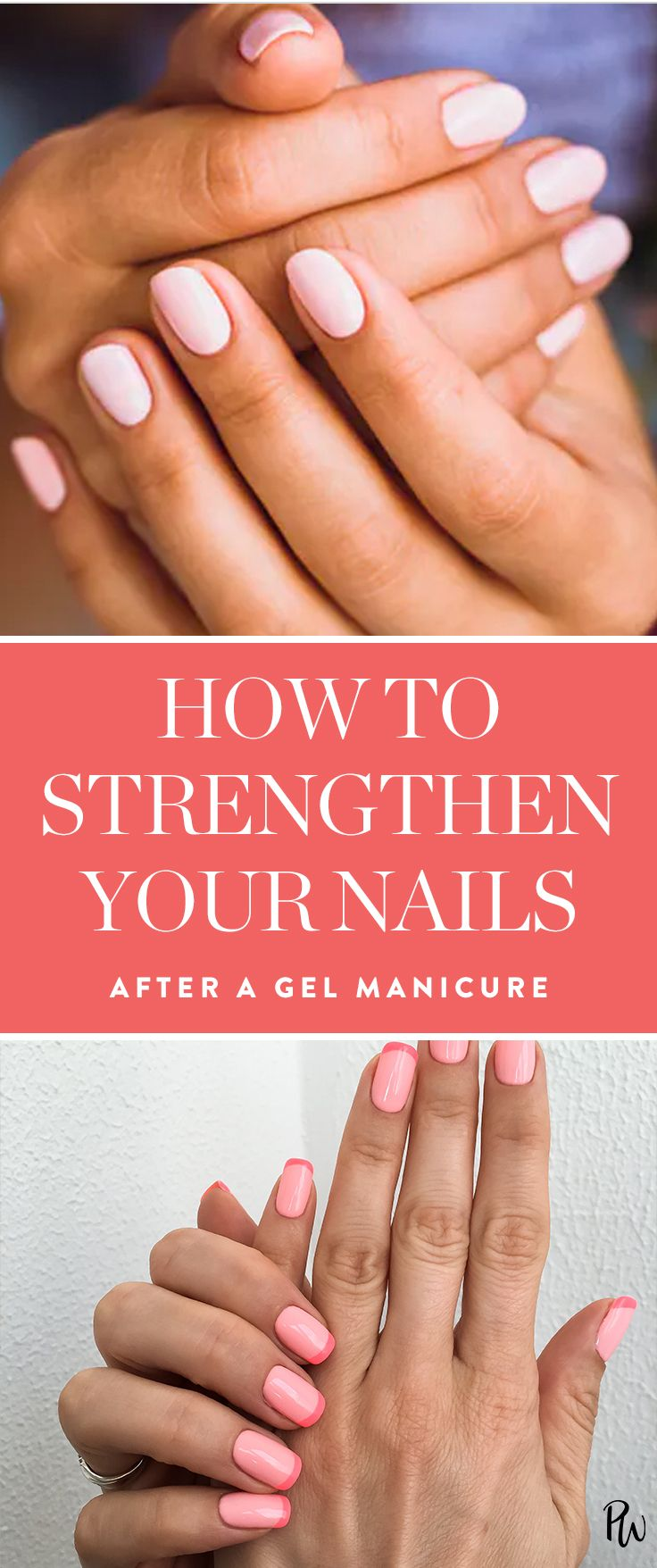 how to strengthen nails after gel nails photo - 2
